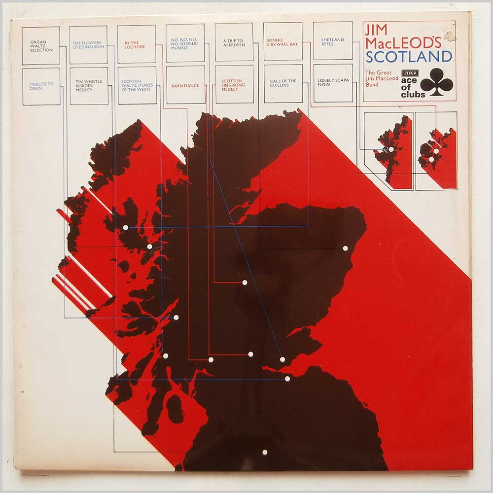 The Great Jim Macleod Band - Jim MacLeod's Scotland (SCL 1275)