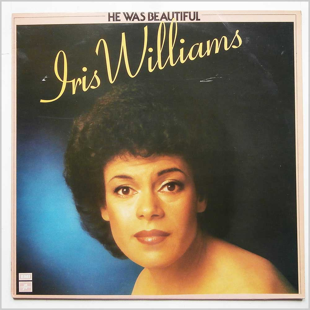 Iris Williams - He Was Beautiful (SCX 6627)