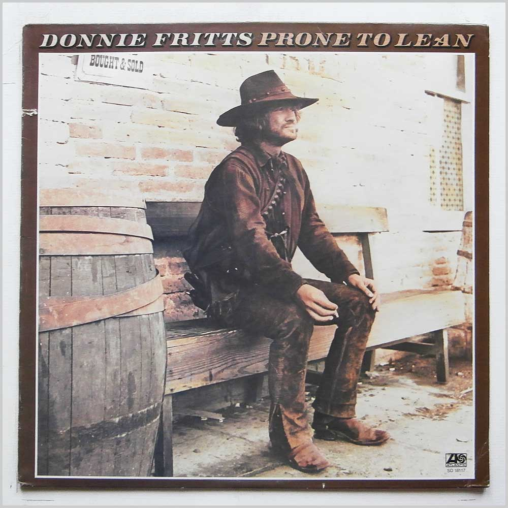 Donnie Fritts - Prone To Lean (SD 18117)