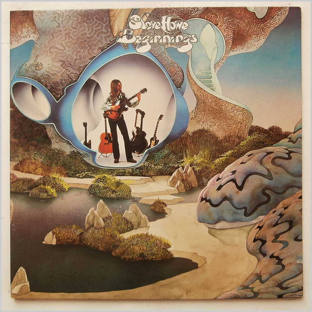Steve Howe - Beginnings (SD 18154)