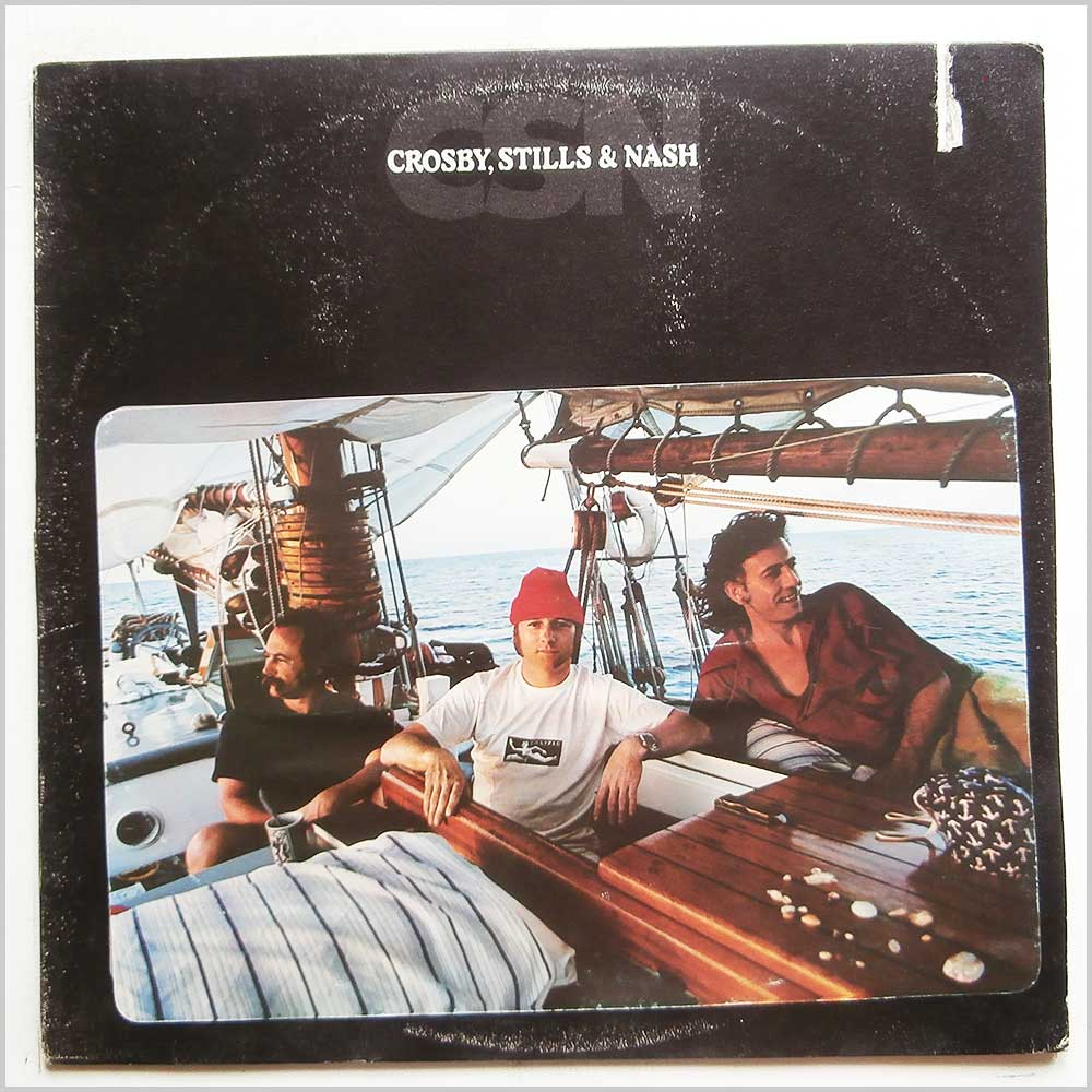 Crosby, Stills and Nash - CSN (SD 19104)