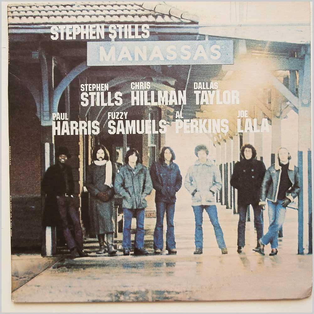 Stephen Stills - Manassas (SD 2-903)