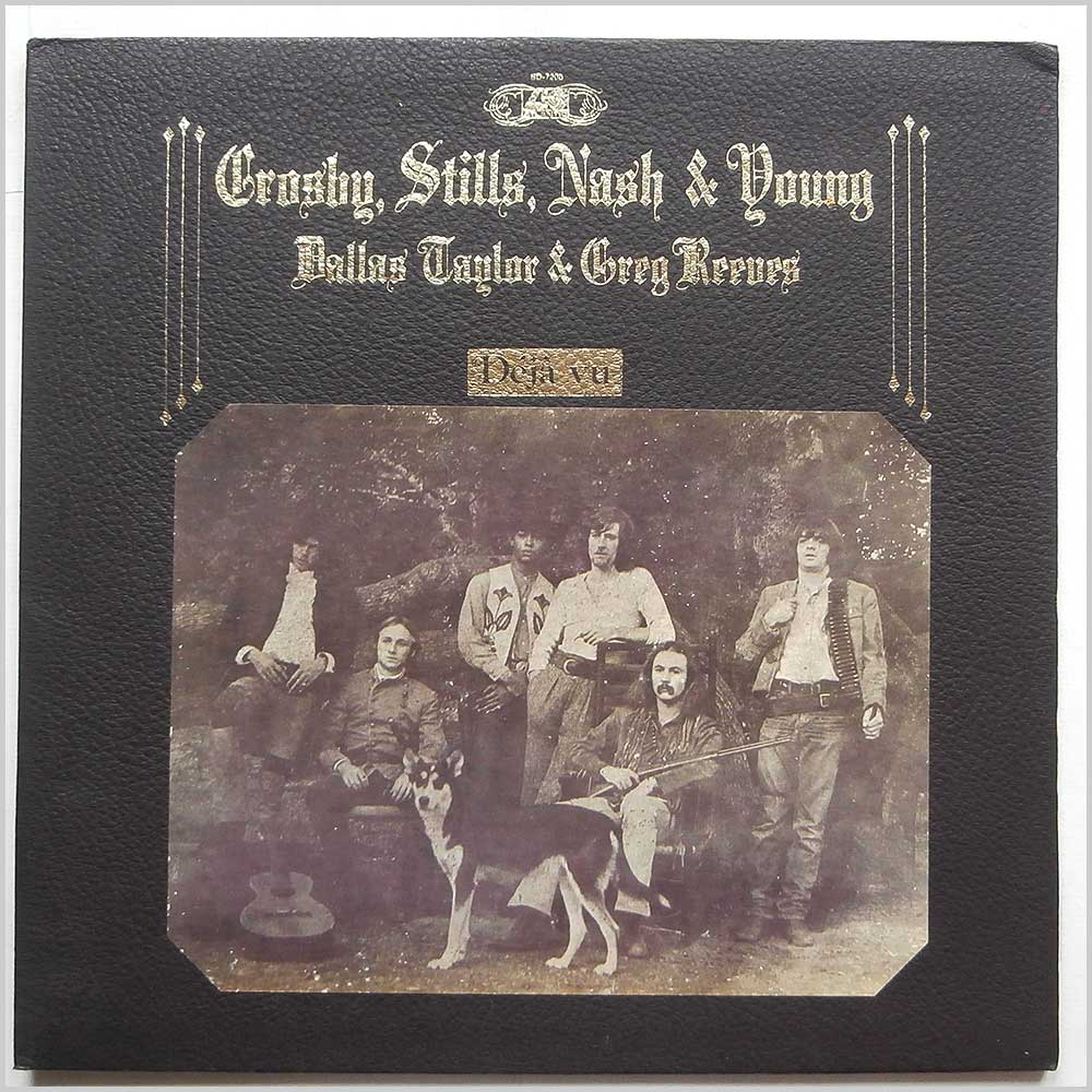 Crosby, Stills, Nash and Young - Deja Vu (SD-7200)