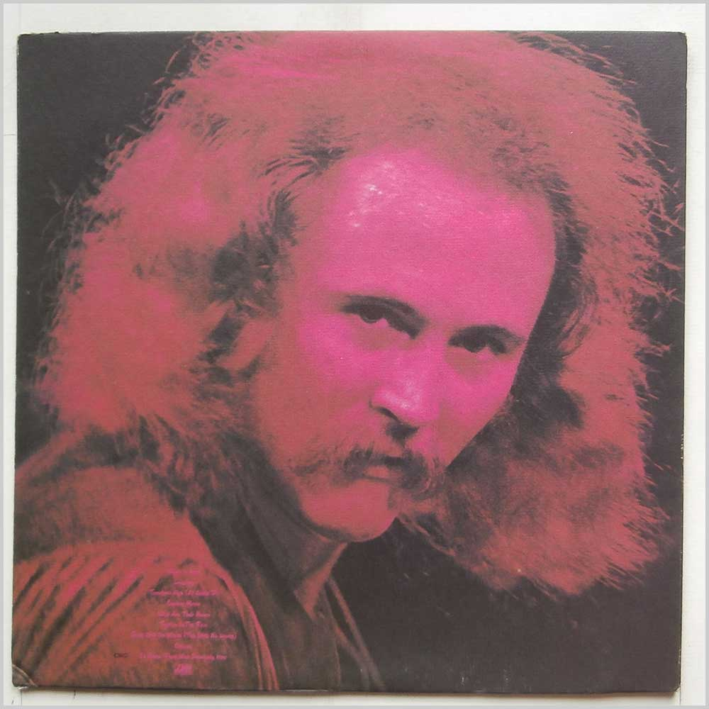 David Crosby - If I Could Only Remember My Name (SD-7203)