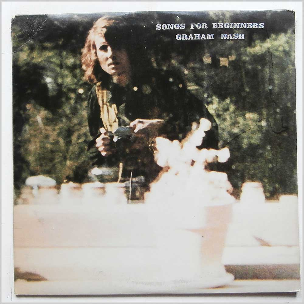 Graham Nash - Songs For Beginners (SD-7204)
