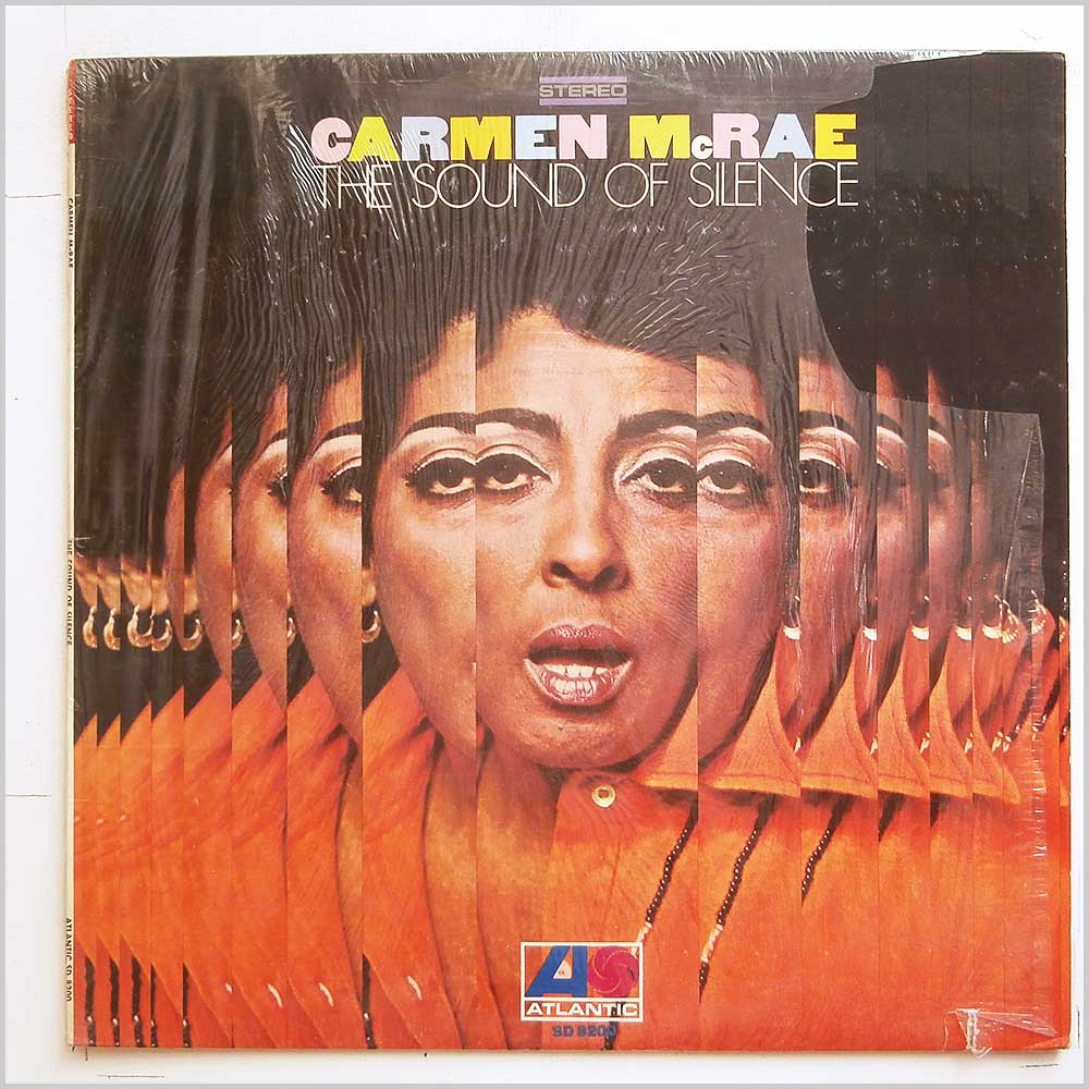 Carmen McRae - The Sound Of Silence (SD 8200)
