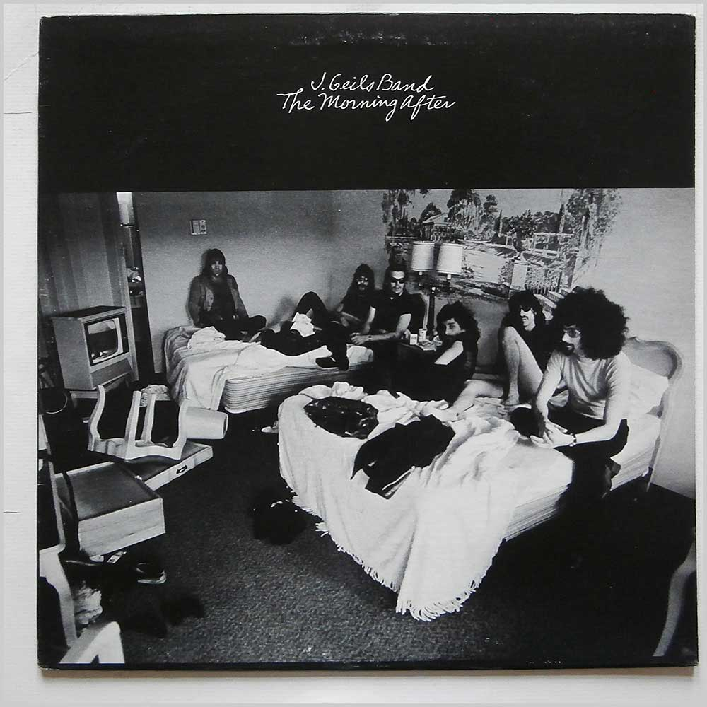 J. Geils Band - The Morning After (SD 8297)