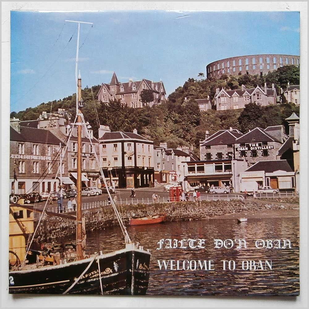 Various - Welcome To Oban (SENS 5001)