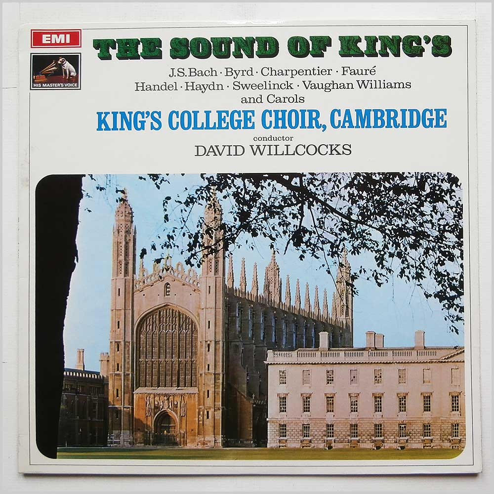 King's College Choir, Cambridge - The Sound Of King's (SEOM 5)