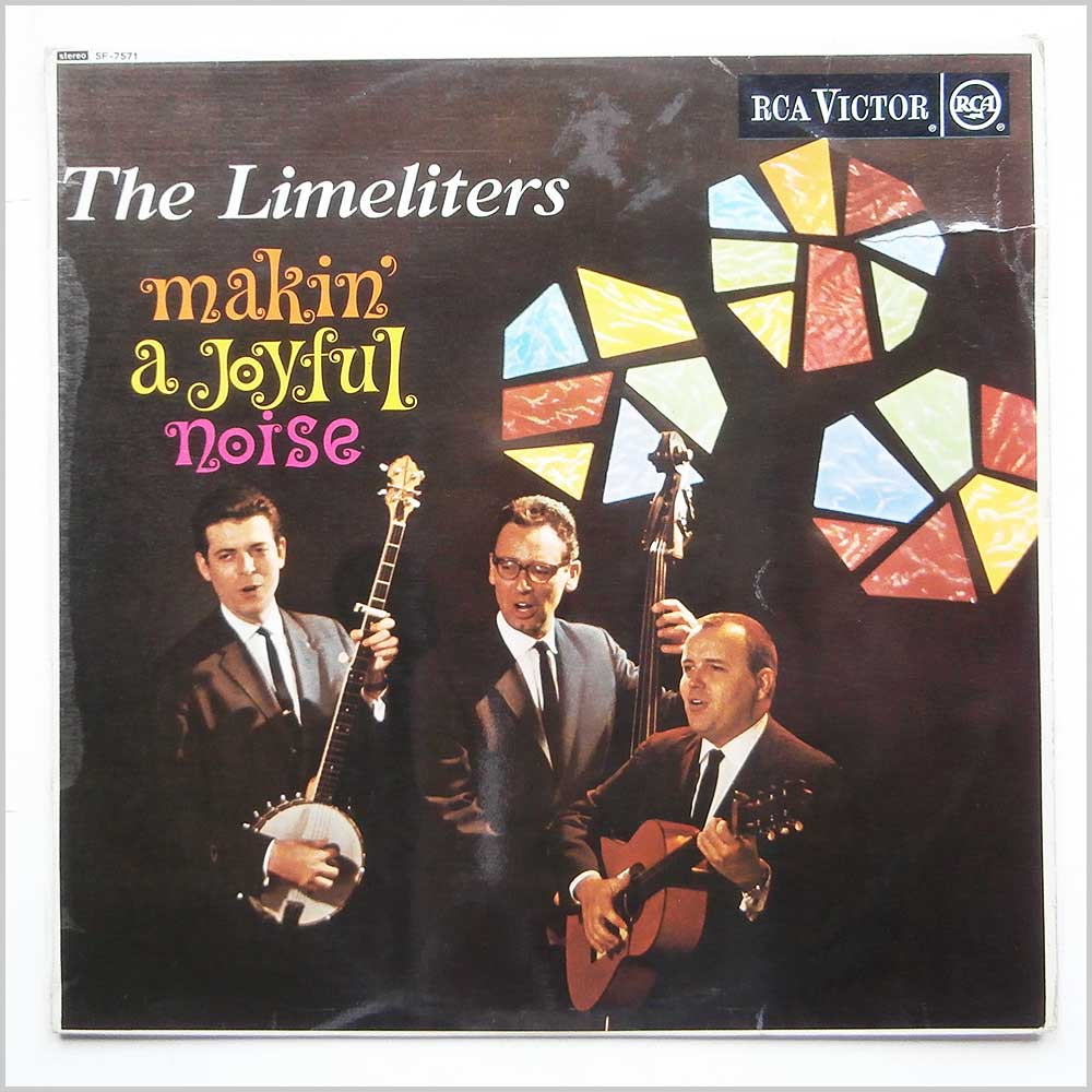 The Limeliters - Makin A Joyful Noise (SF-7571)