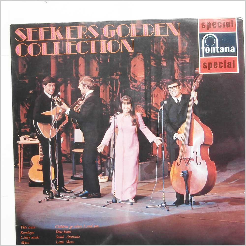 The Seekers - Seekers Golden Collection (SFL13093)