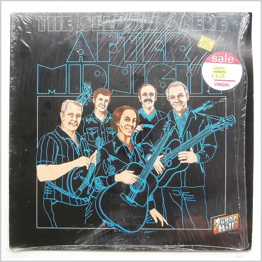 The Seldom Scene - After Midnight (SH 3721)