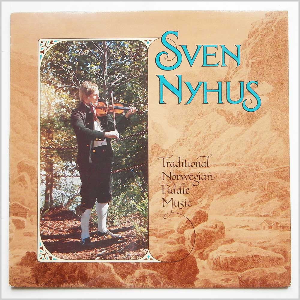 Sven Nyhus - Traditional Norwegian Fiddle Music (SHANACHIE 21003)