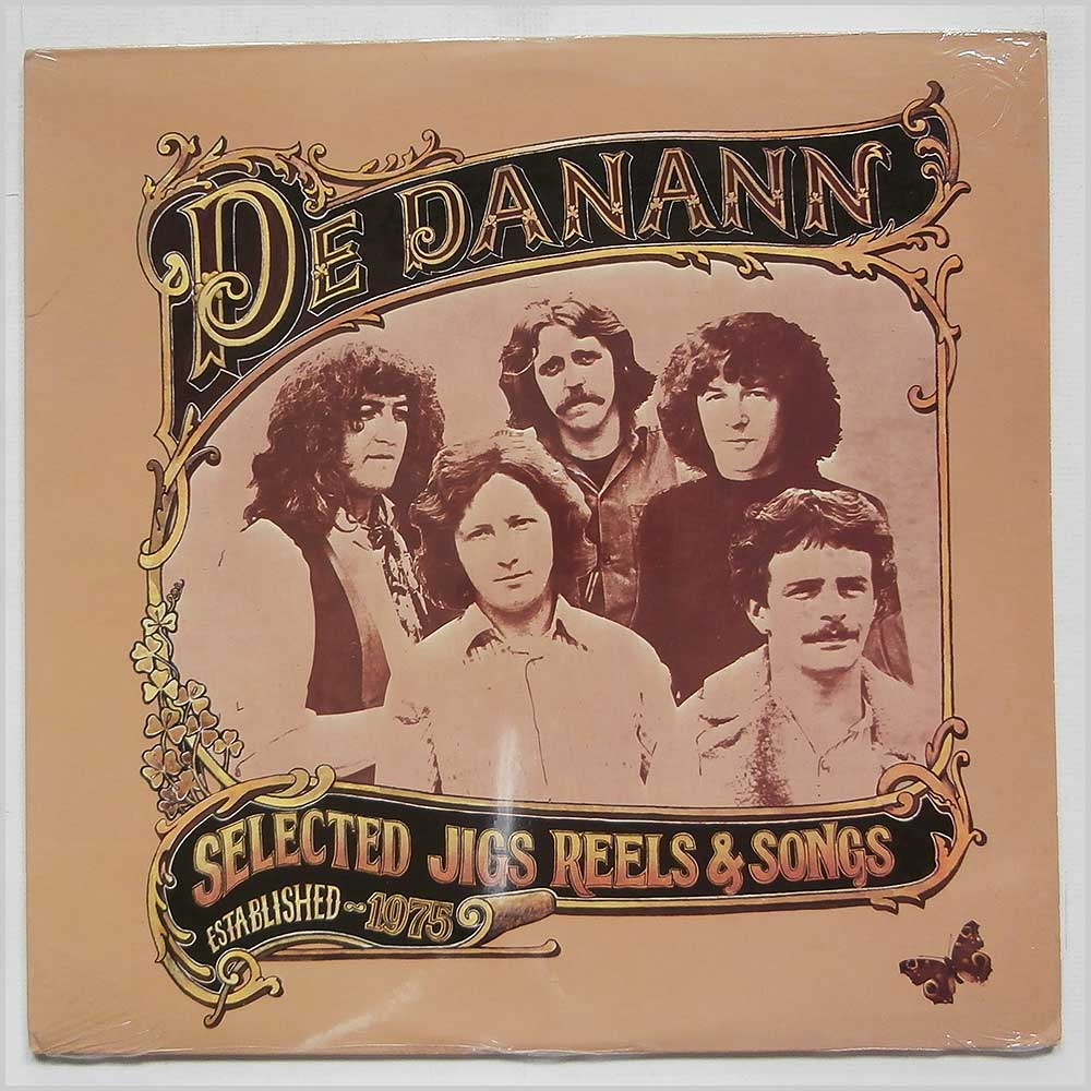 De Danann - Selected Jigs Reels and Songs (SHANACHIE 79001)