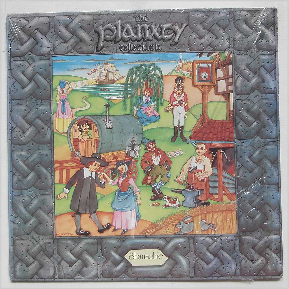 Planxty - The Planxty Collection (SHANACHIE 79012)