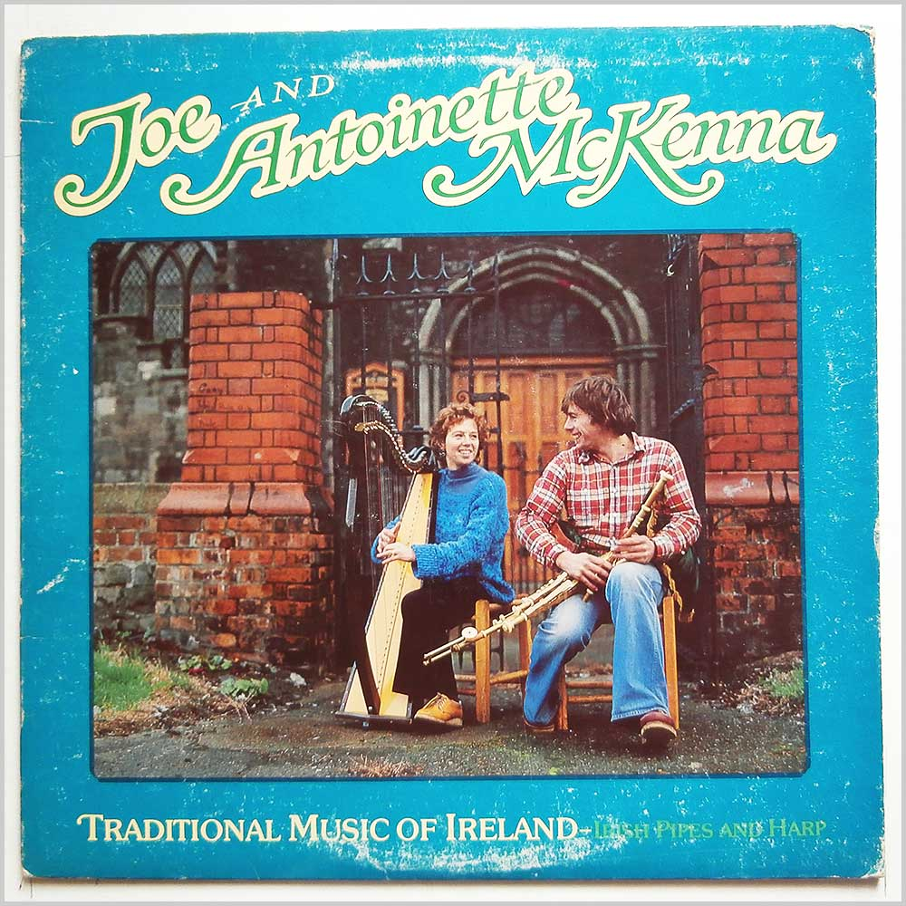 Joe and Antoinette Mckenna - Traditional Music Of Ireland: Irish Pipes and Harp (SHANCACHIE 29011)
