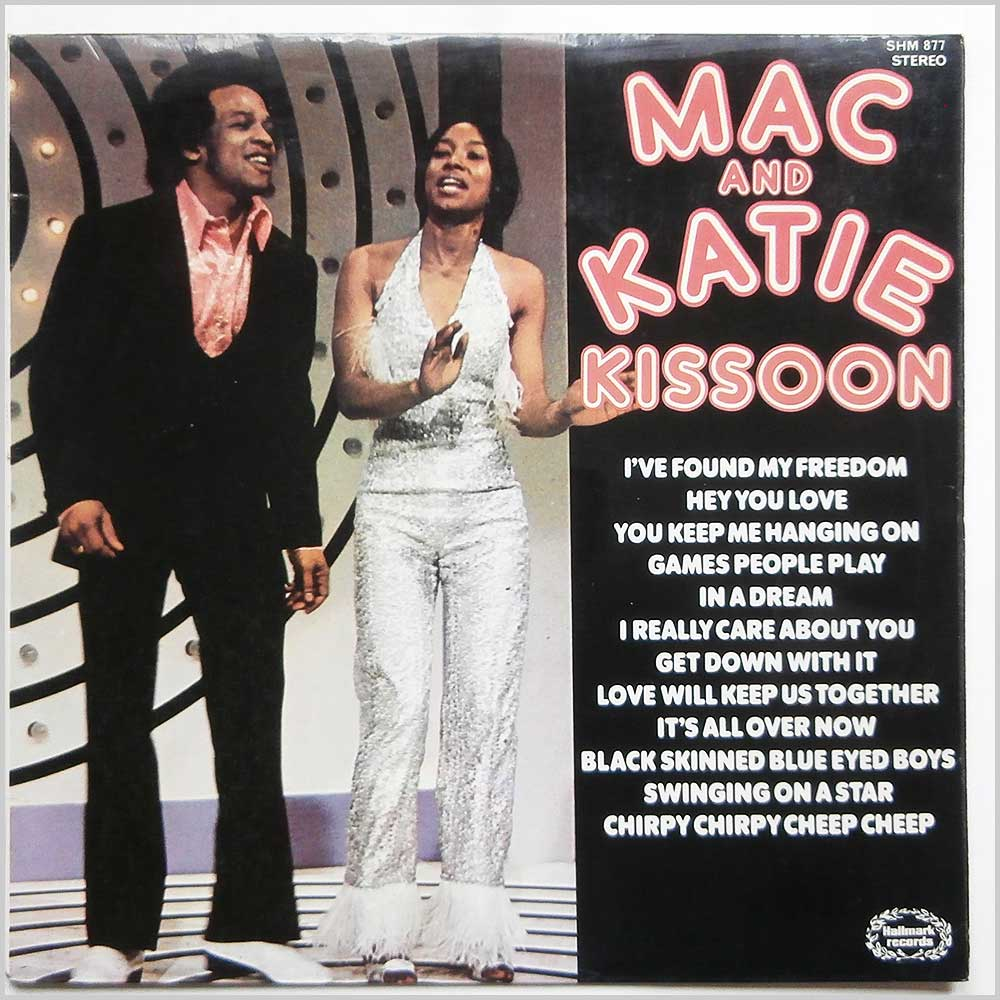 Mac and Katie Kissoon - Mac And Katie Kassoon (SHM 877)
