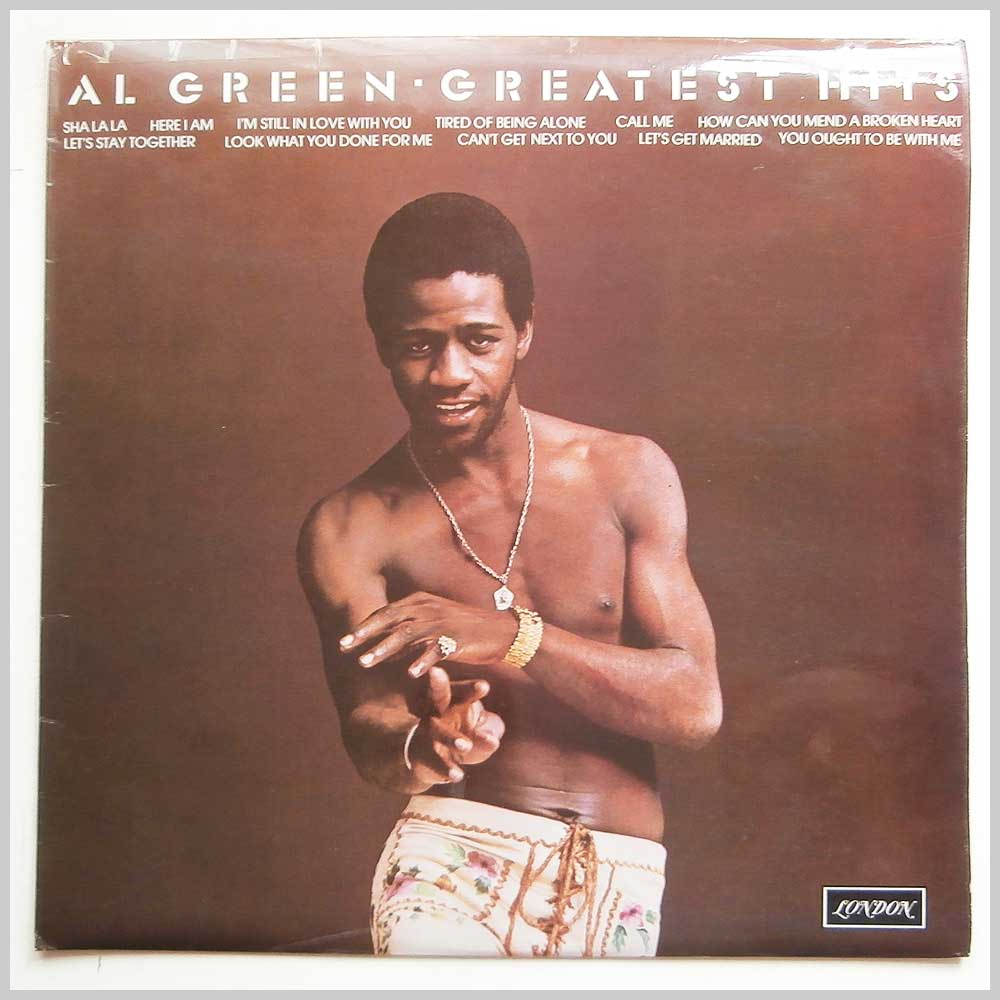 Al Green - Greatest Hits (SHU 8481)