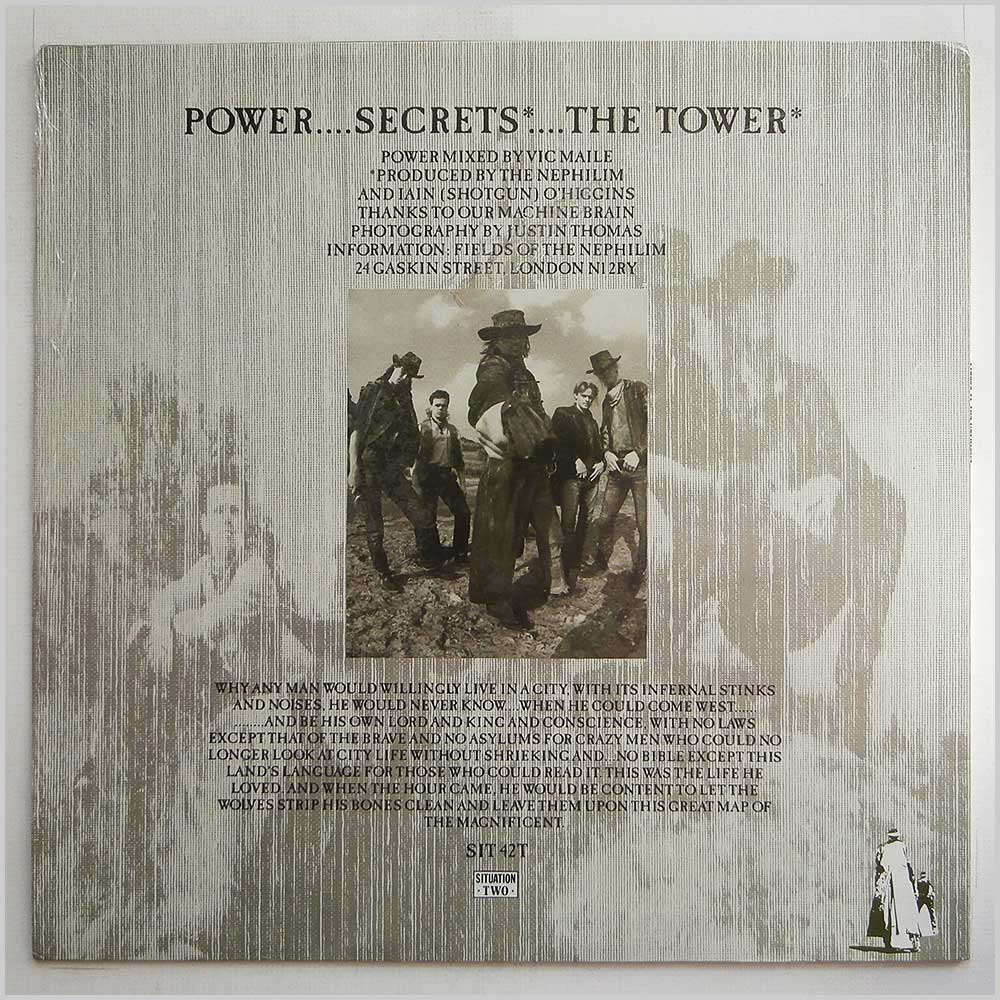 Fields Of The Nephilim - Power (SIT 42 T)