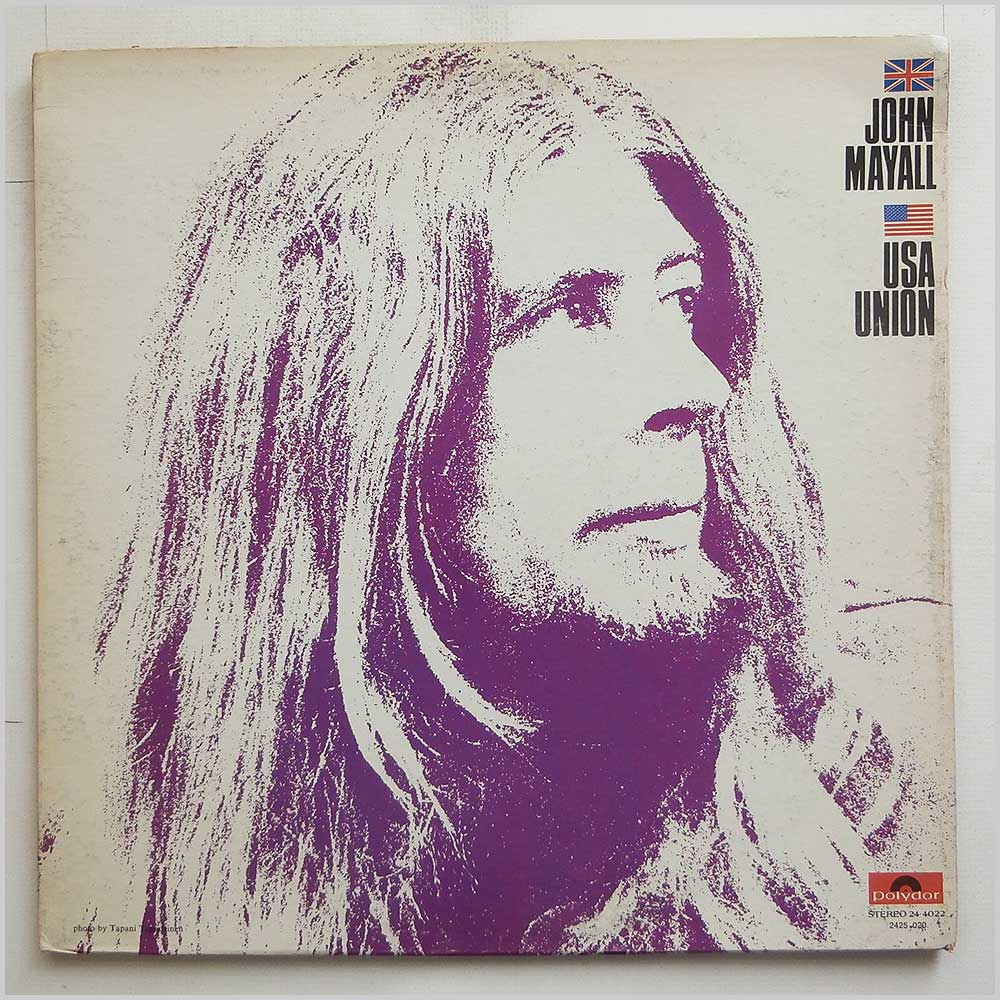 John Mayall - USA Union (SKAO 93398)