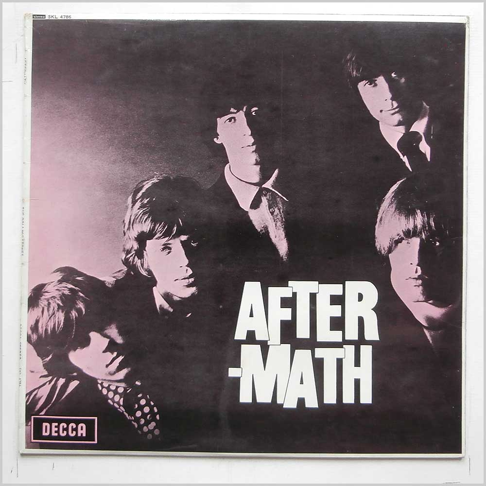 The Rolling Stones - After-Math (SKL 4786)