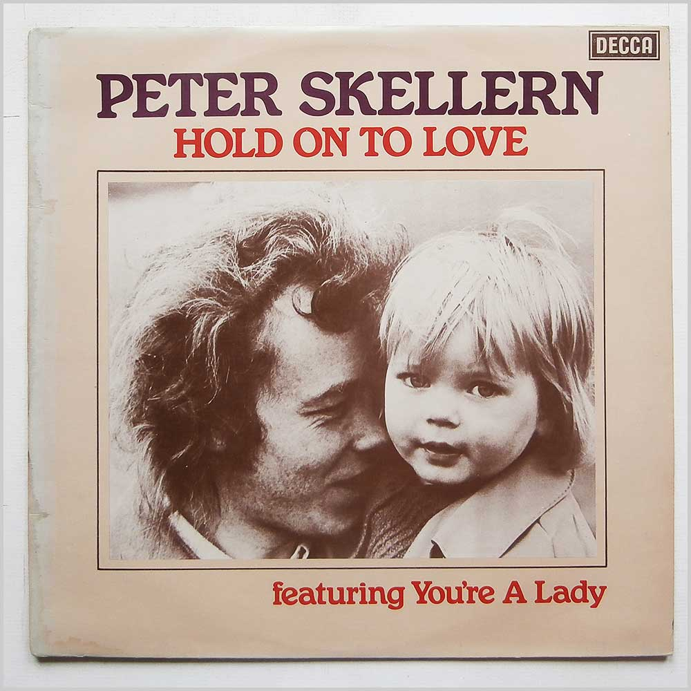 Peter Skellern - Hold On To Love (SKL 5211)
