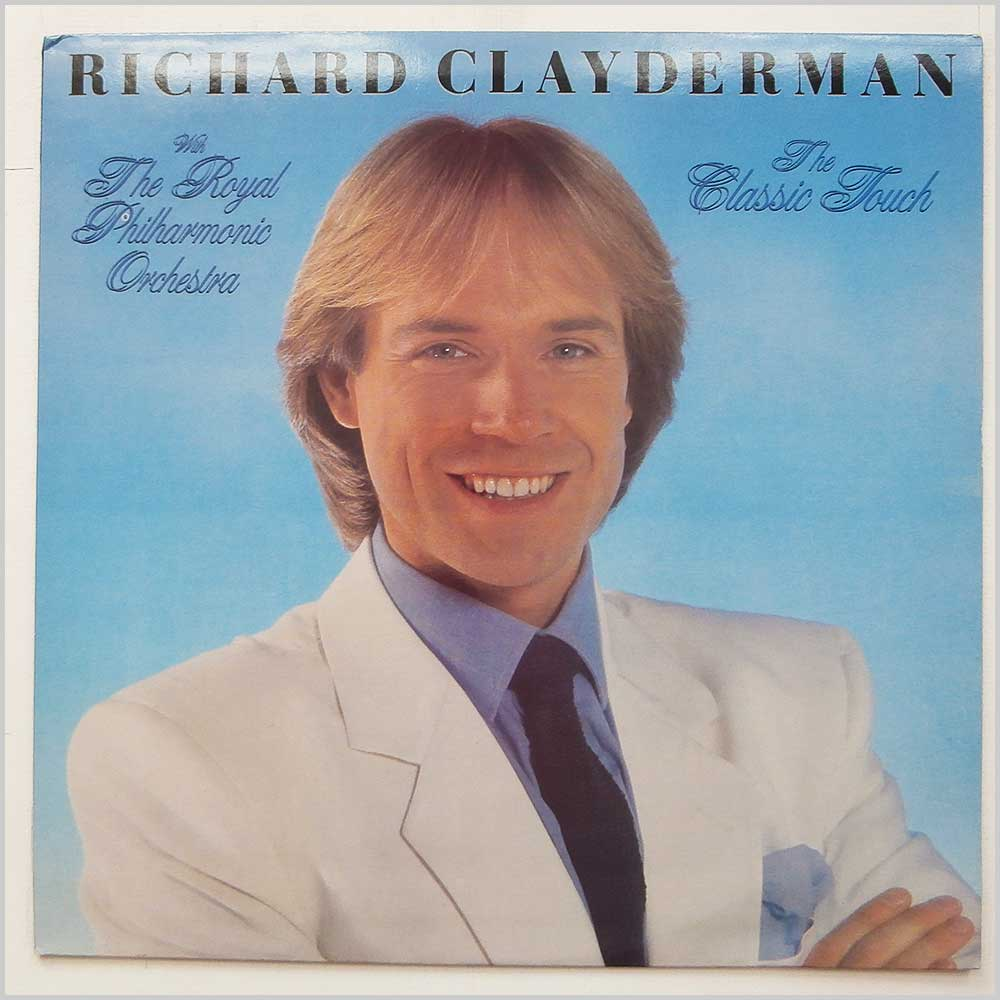 Richard Clayderman - The Classic Touch (SKL 5343)