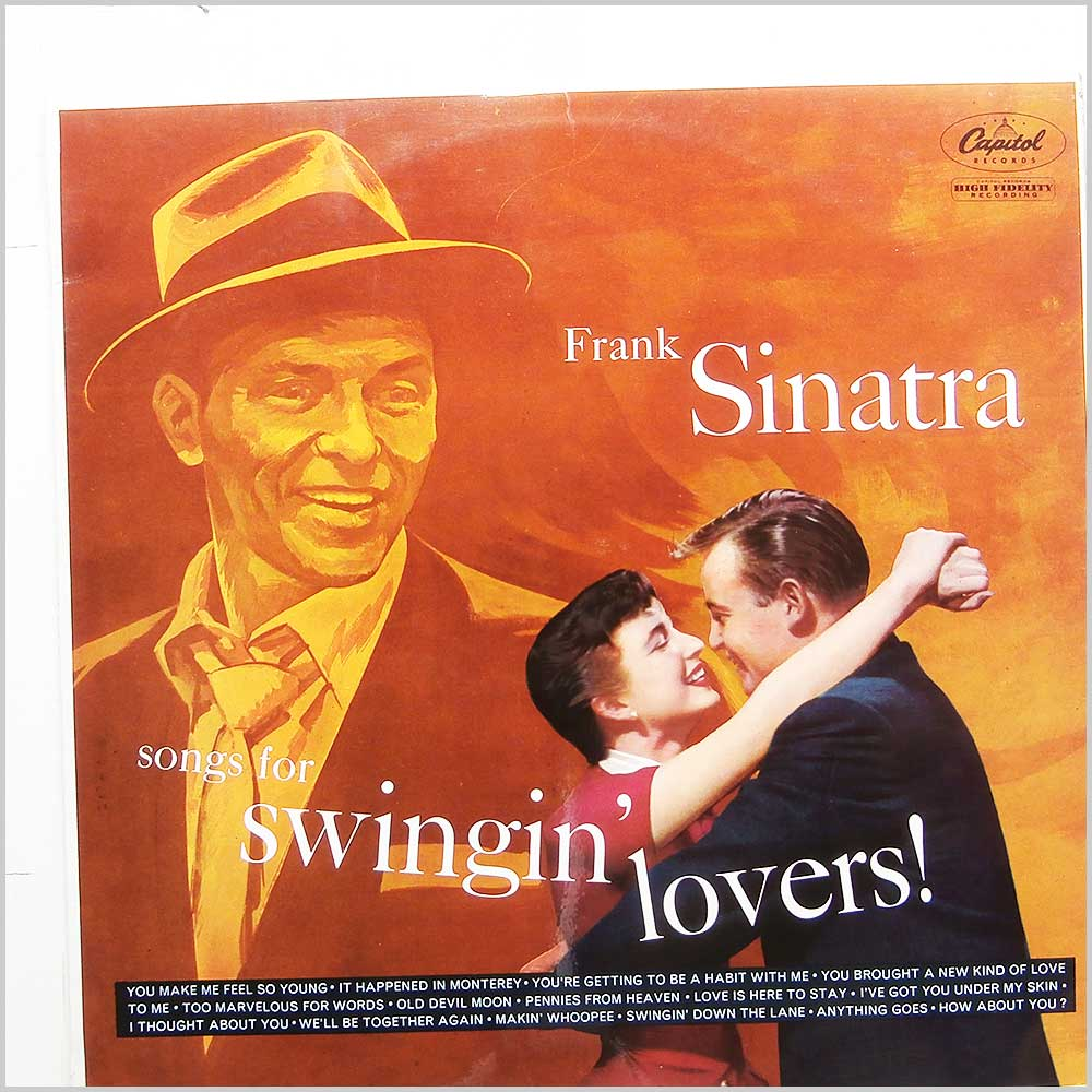 Frank Sinatra - Songs For Swingin' Lovers (SLCT 6106)