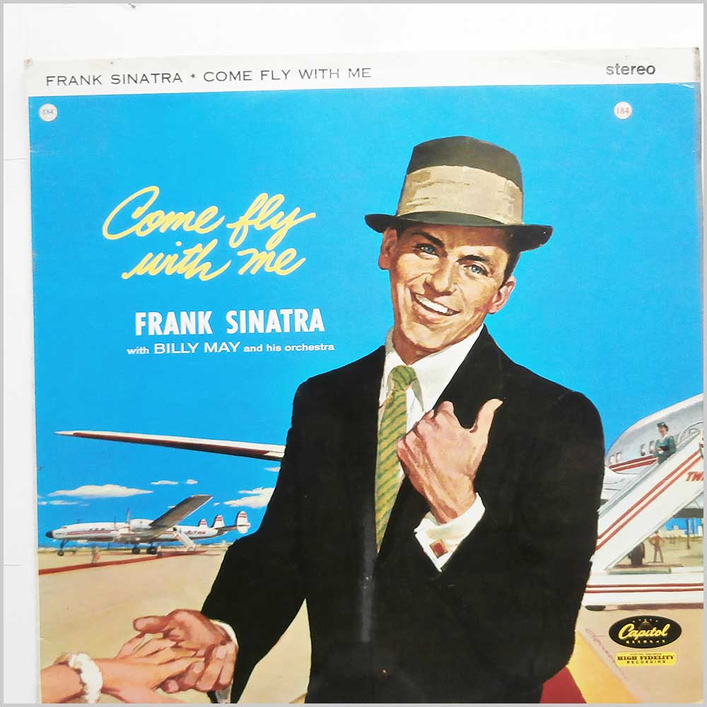 Frank Sinatra - Come Fly With Me (SLCT 6154)