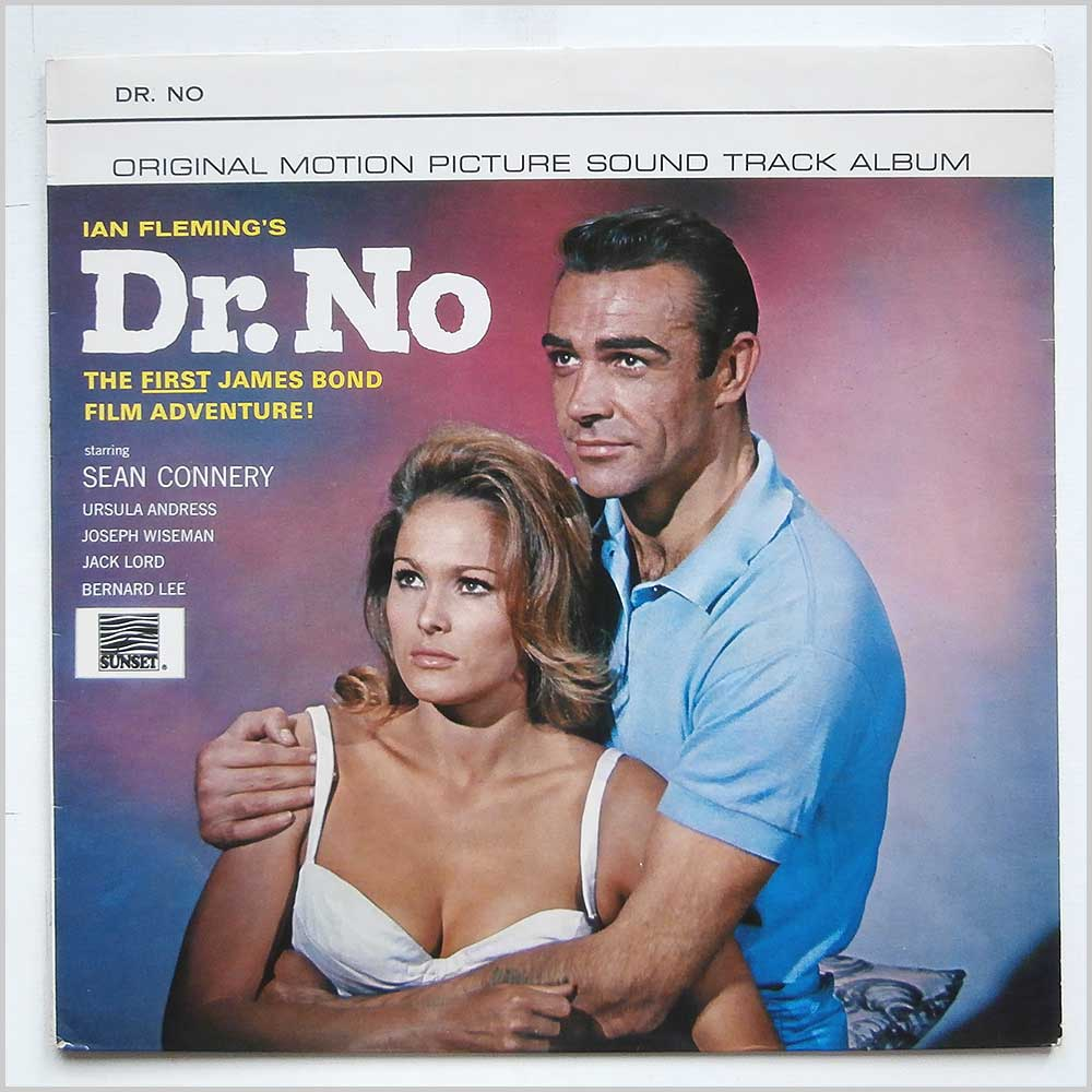 Various - Dr. No (Original Motion Picture Sound Track Album) (SLS 50395)