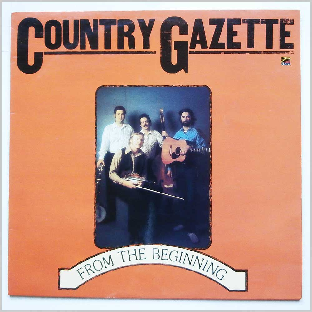 Country Gazette - From The Beginning (SLS 50414)
