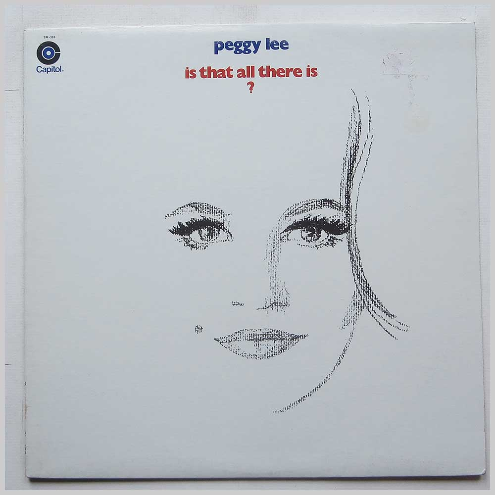 Peggy Lee - Is That All There Is? (SM-386)