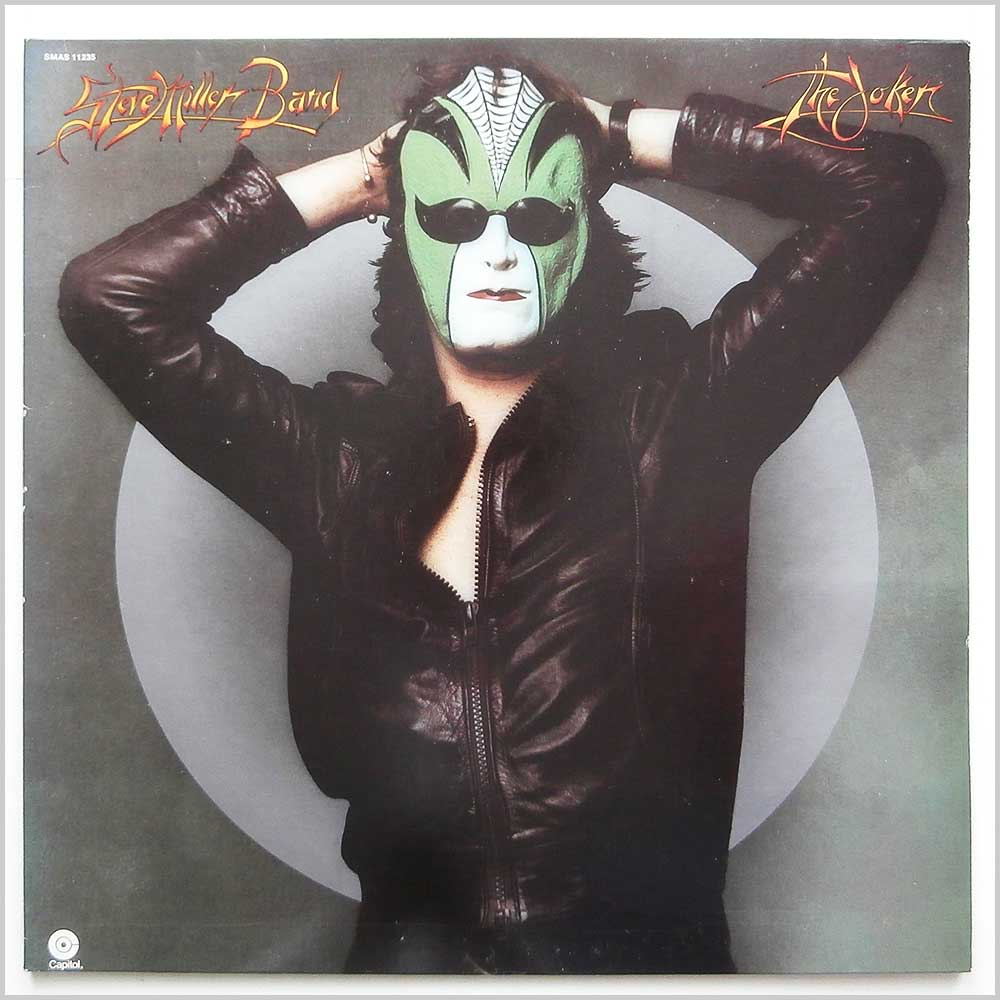 Steve Miller Band - The Joker (SMAS 11235)
