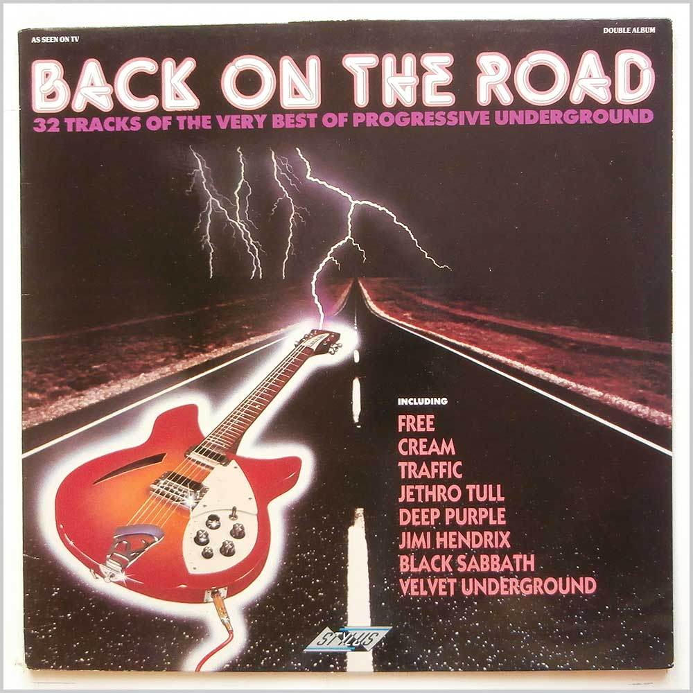 Various - Back On The Road (SMR 854)