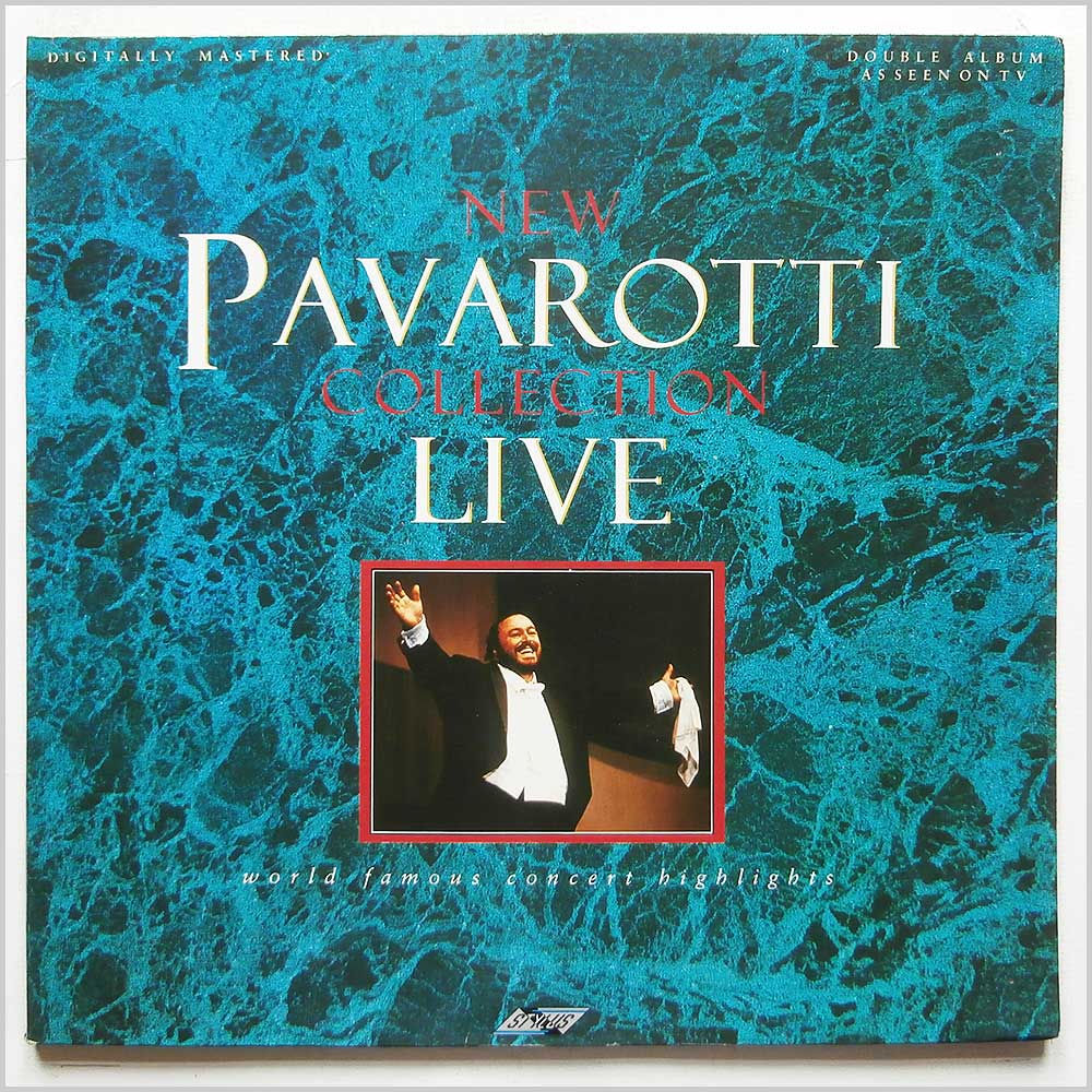 Luciano Pavarotti - New Pavarotti Collection Live (SMR 857)