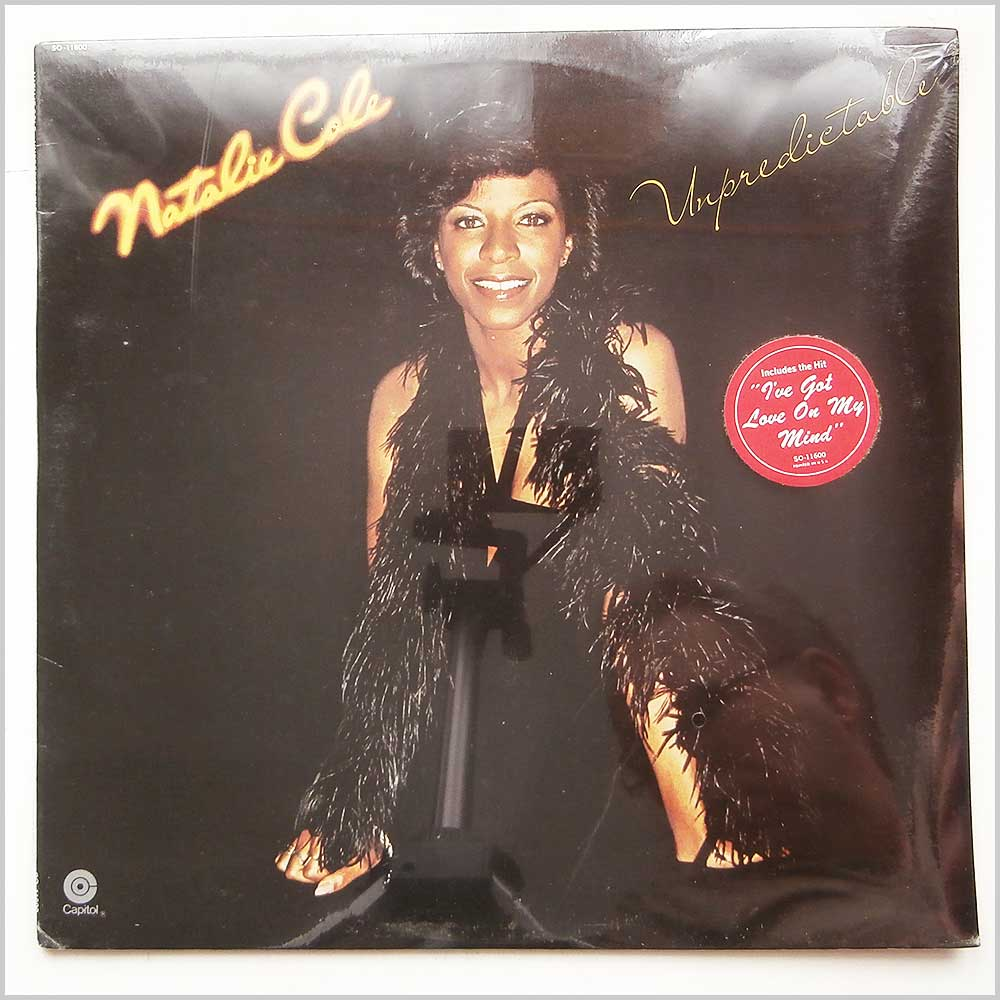 Natalie Cole - Unpredictable (SO-11600)