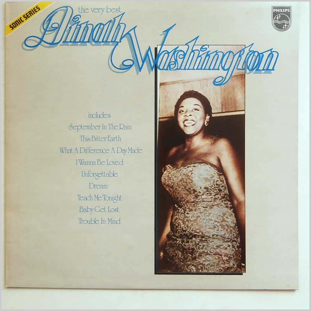 Dinah Washington - The Very Best Dinah Washington (SON 026)