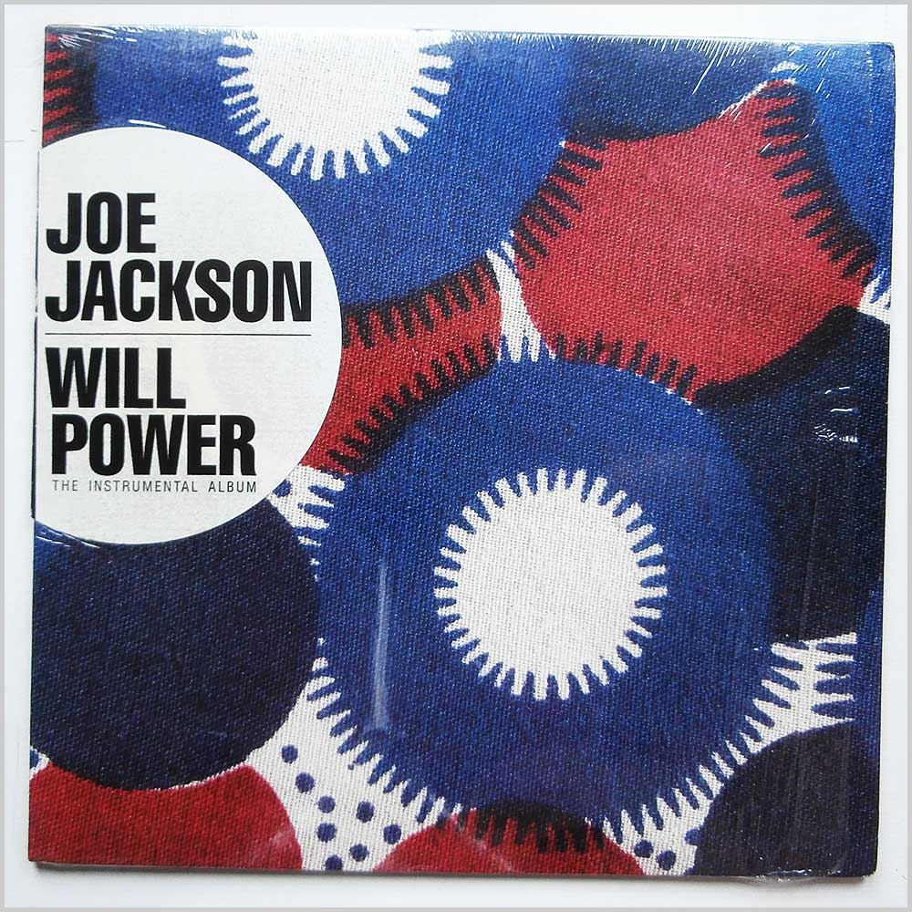Joe Jackson - Will Power (SP-3908)