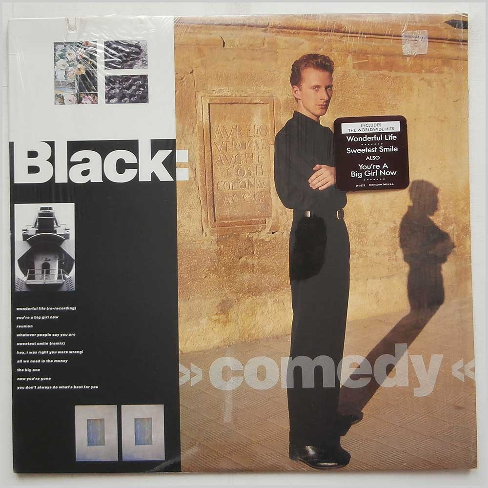 Black - Comedy (SP 5222)