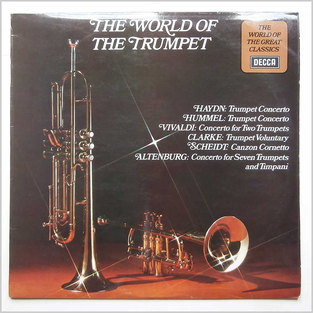Various - The World Of The Trumpet (SPA 260)