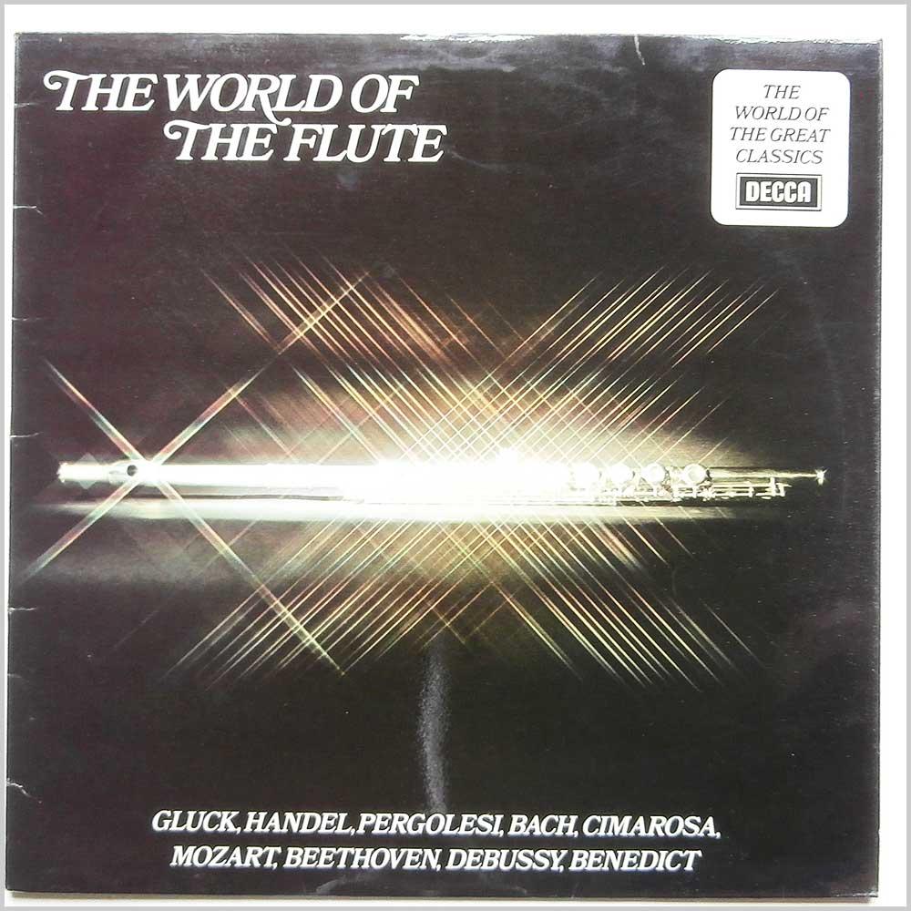 Various - The World Of The Flute (SPA 394)