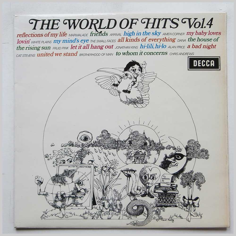 Various - The World Of Hits Vol.4 (SPA 83)