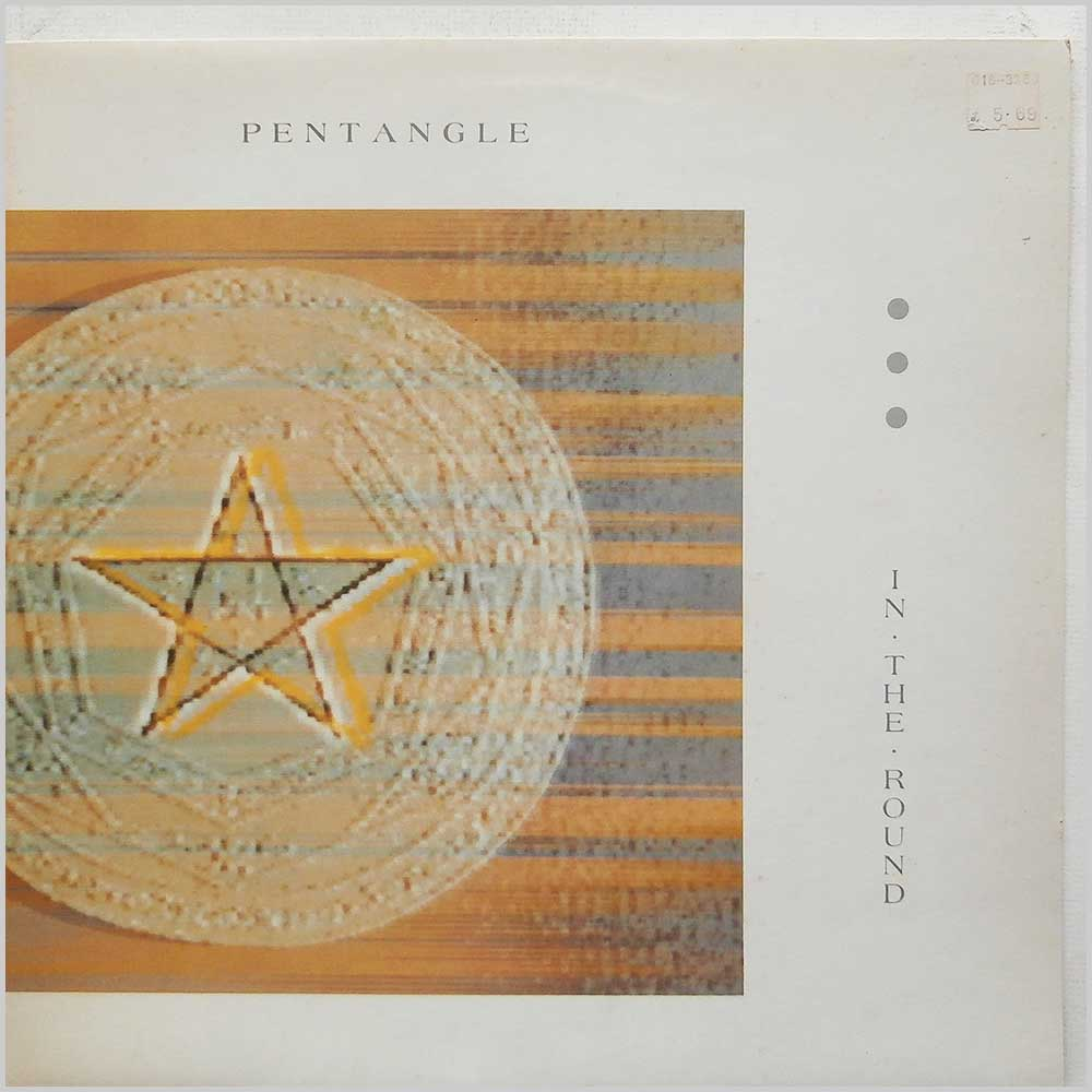 Pentangle - In The Round (SPIN 120)
