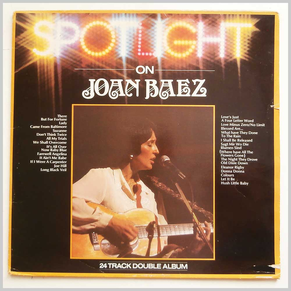 Joan Baez - Spotlight On Joan Baez (SPOT 1008)