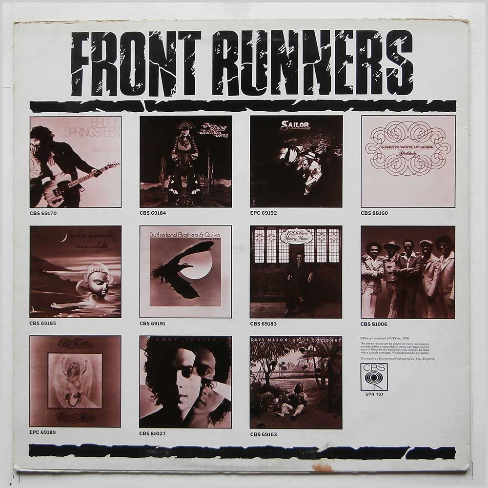 Various - Melody Maker Front Runners (SPR 107)