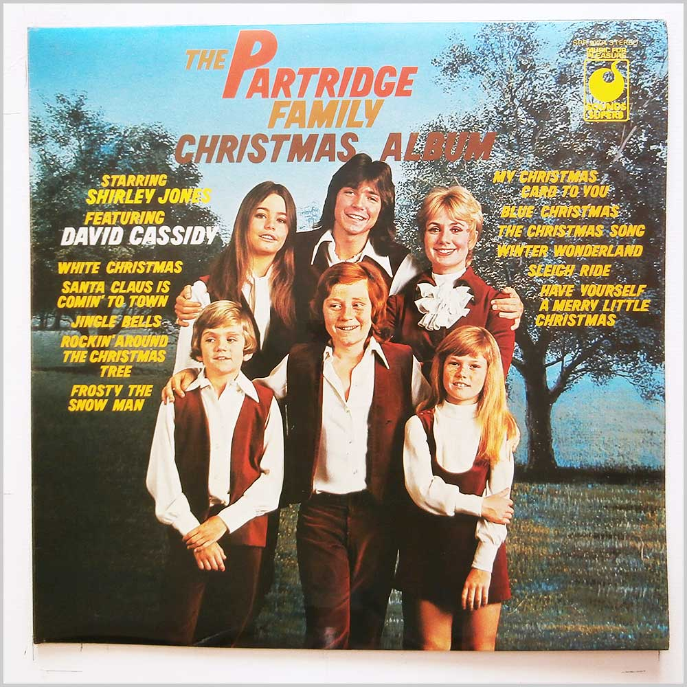 The Partridge Family - The Partridge Family Christmas Album (SPR 90034)