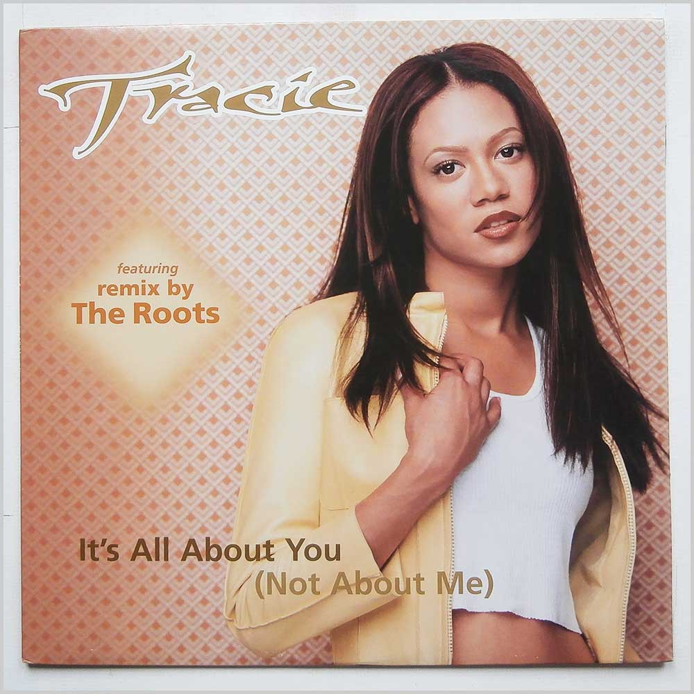 Tracie Spencer - It's All About You (Not About Me) (SPRO 7087 6 13823 1 0)