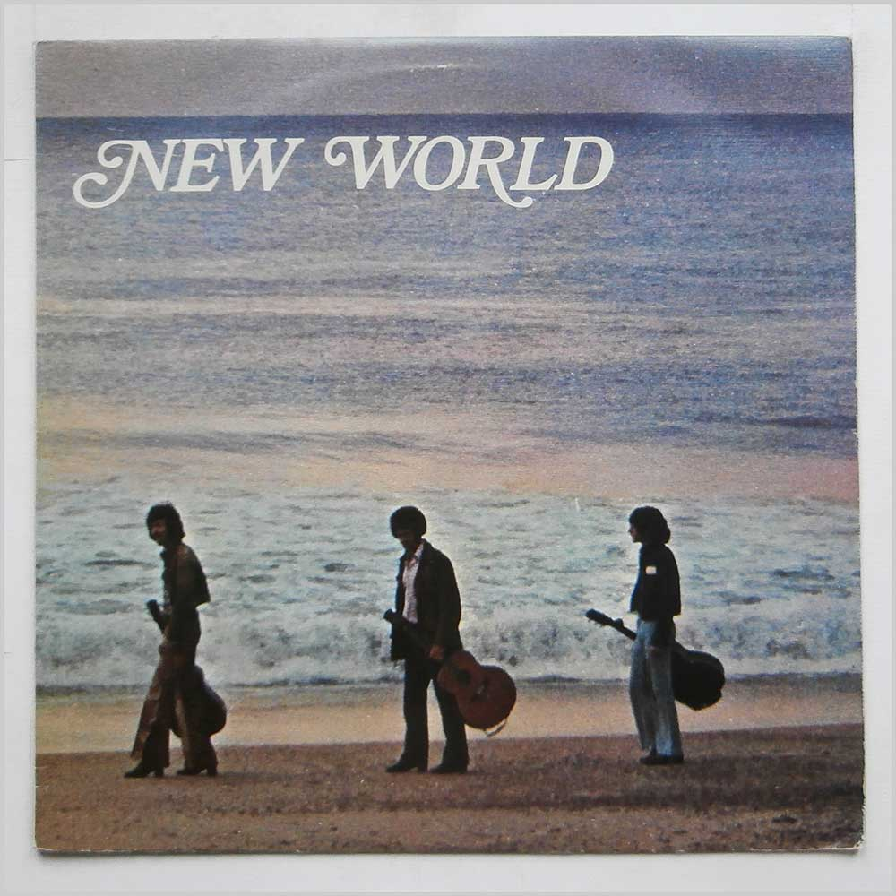 New World - New World (SRAK 502)