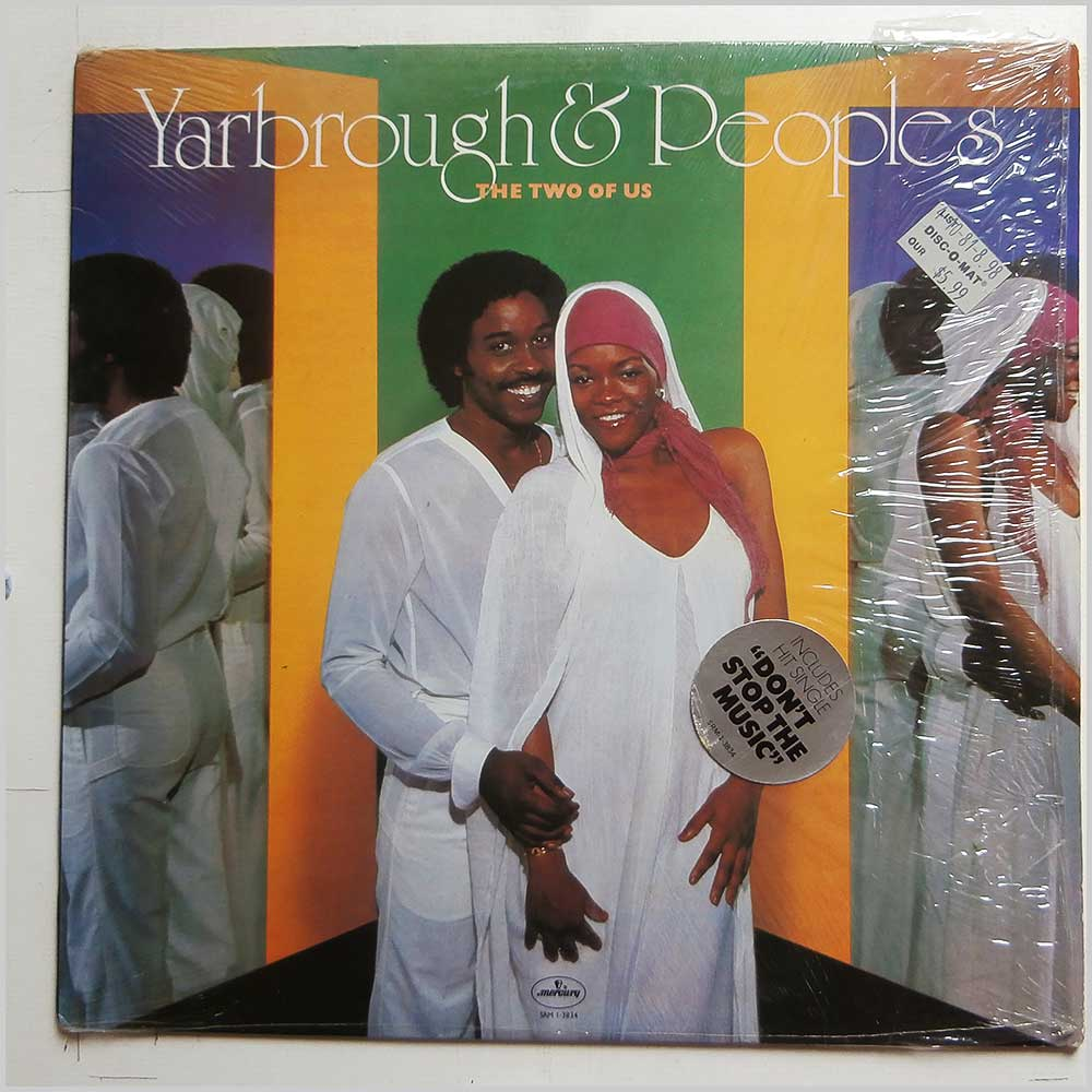 Yarbrough and Peoples - The Two Of Us (SRM-1-3834)