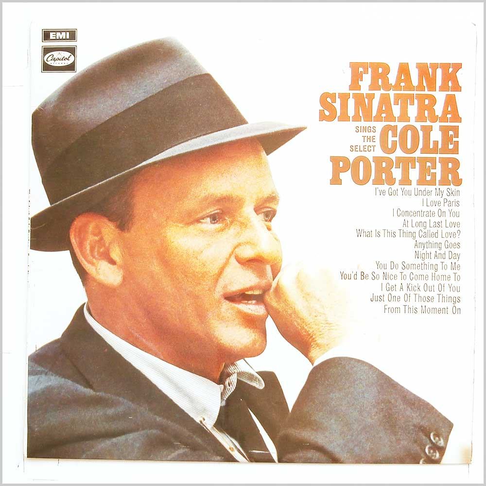 Frank Sinatra - Franck Sinatra Sings The Select Cole Porter (SRS 5009)